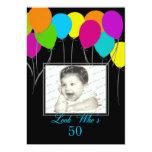 Mire quién es foto del cumpleaños de 50 globos del comunicados personales