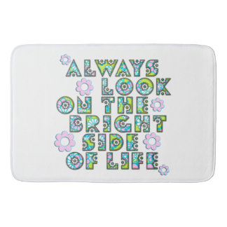 Mire siempre en la parte positiva de la vida