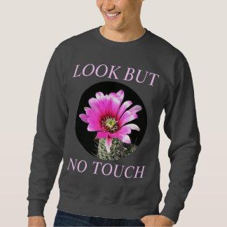 Mire solamente ningún tacto suéter