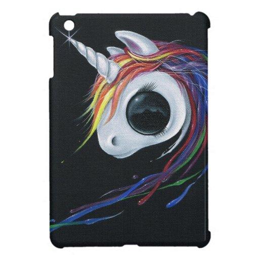 ¡Mire! ¡Una mula uno-de cuernos fea! iPad Mini Funda