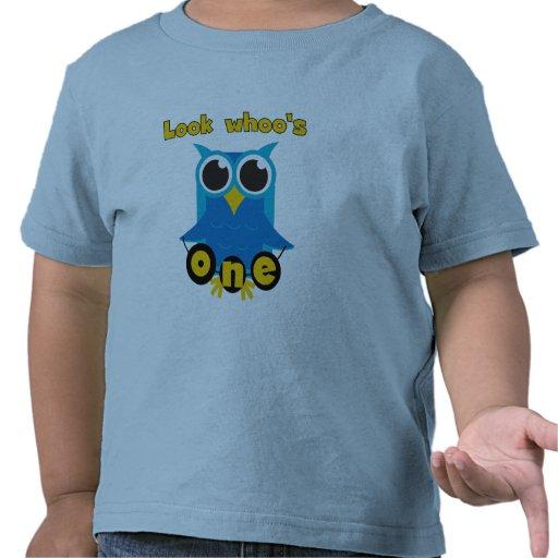 Mire Whoo las camisetas 1 y los regalos