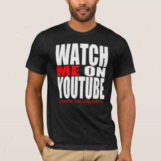 Míreme en YouTube (moderno) Playera