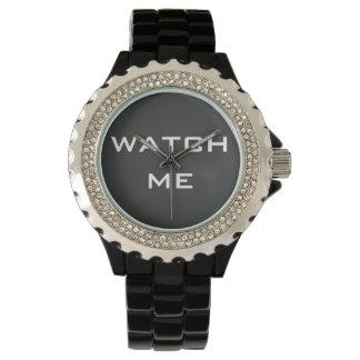 """Míreme"" reloj"