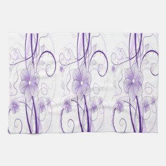 Miriam Purple Towel