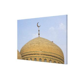 Mirjaniyya Madrasa, Baghdad, Iraq Canvas Print