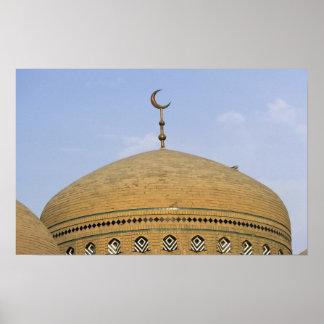Mirjaniyya Madrasa, Baghdad, Iraq Poster