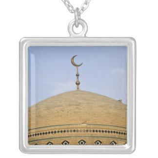 Mirjaniyya Madrasa, Baghdad, Iraq Silver Plated Necklace