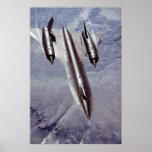 Mirlo SR-71 Posters
