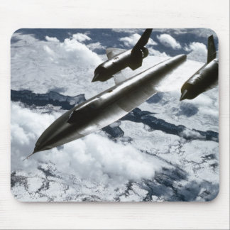 Mirlo SR-71 Mouse Pads