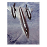 Mirlo SR-71 Tarjetas Postales