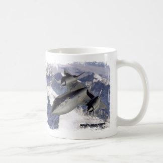 Mirlo SR-71 Tazas De Café