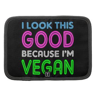 Miro este bueno porque soy vegano organizador