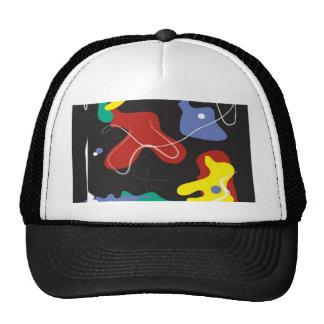 Miro-Inspired Hat