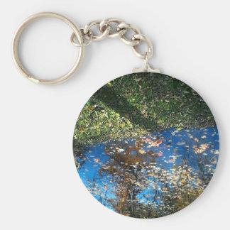 Miroir Mirror Autumn Keychain