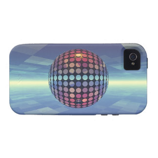 Mirror Ball iPhone 4/4S Covers
