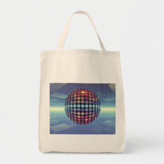 Mirror Ball Tote Bag