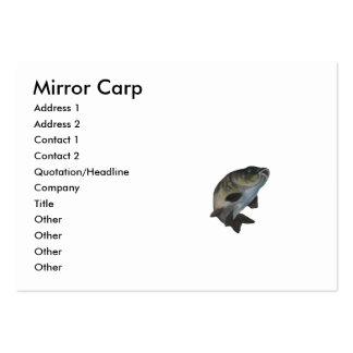 MIRROR CARP1 copy, Name, Address 1, Address 2, ... Business Card Template