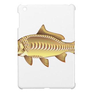 Mirror Carp Vector Art graphic design file Cover For The iPad Mini