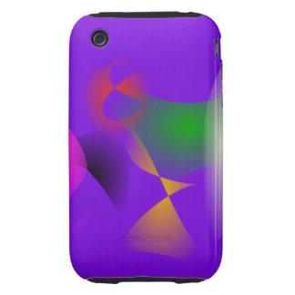 Mirror iPhone 3 Tough Case