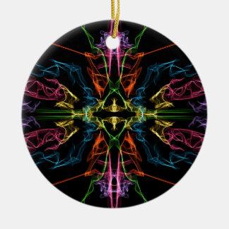 Mirror Ceramic Ornament