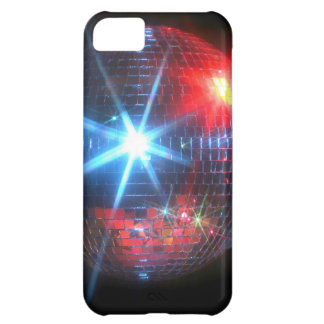mirror disco ball with laser lights cover for iPhone 5C