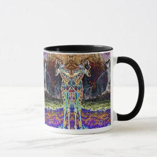 Mirror Giraffe Collection Mug