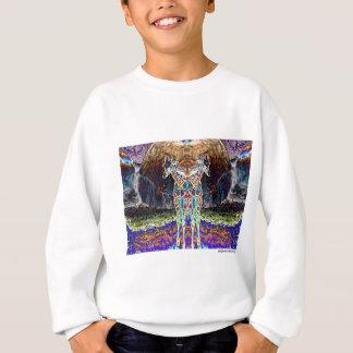 Mirror Giraffe Collection Sweatshirt