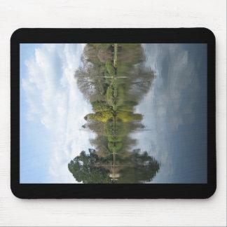 Mirror Image Mousepad
