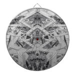 Mirror Image Playing Cards Dartboards