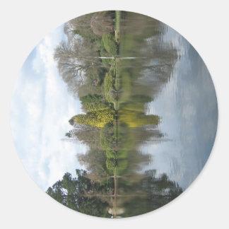 Mirror Image Stickers