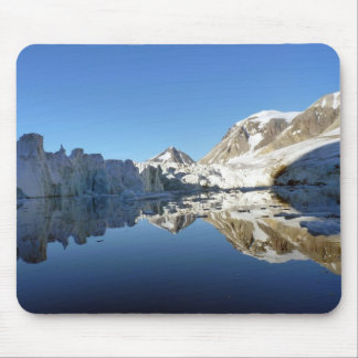 Mirror images in Svalbard Mouse Pad