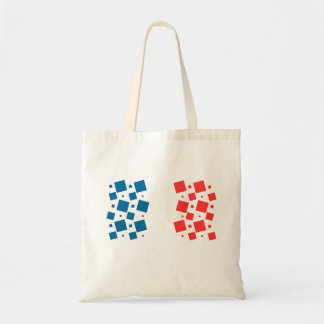 Mirror Inspired by France Flag Tote Bag