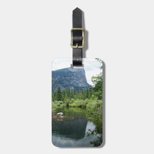 Mirror Lake Bag Tags