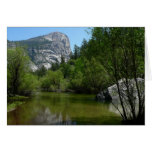 Mirror Lake I in Yosemite National Park Card