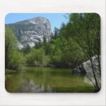 Mirror Lake I in Yosemite National Park Mouse Pad
