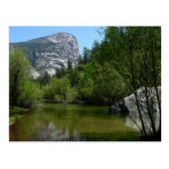Mirror Lake I in Yosemite National Park Postcard