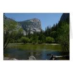 Mirror Lake II in Yosemite National Park Card