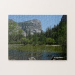 Mirror Lake II in Yosemite National Park Jigsaw Puzzle