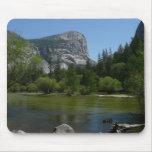 Mirror Lake II in Yosemite National Park Mouse Pad