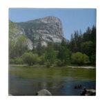 Mirror Lake II in Yosemite National Park Tile