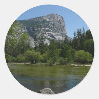 Mirror Lake II Sticker