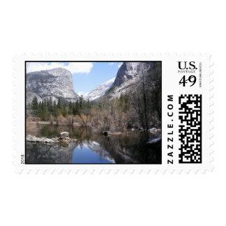 Mirror Lake Stamp