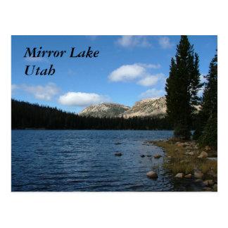 Mirror Lake Postcard