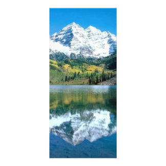 Mirror Lake Personalized Rack Card