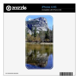 Mirror Lake iPhone 4 Decal