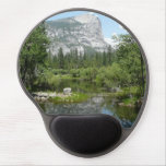 Mirror Lake View in Yosemite National Park Gel Mouse Pad