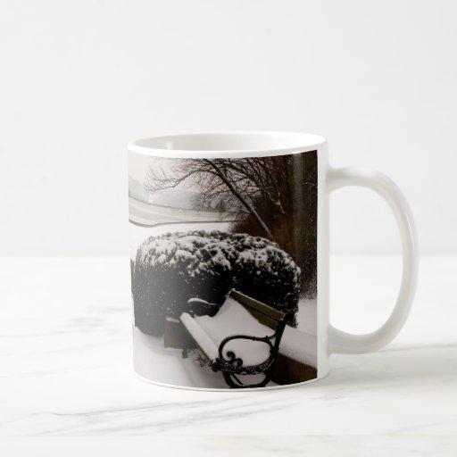 Mirror Lake with Snow Mug