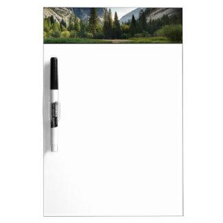 Mirror Lake, Yosemite Dry-Erase Board