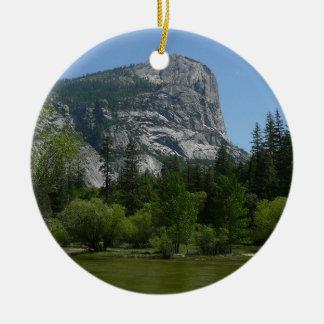 Mirror Lake Yosemite Ornament