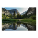 Mirror Lake, Yosemite Perfect Poster